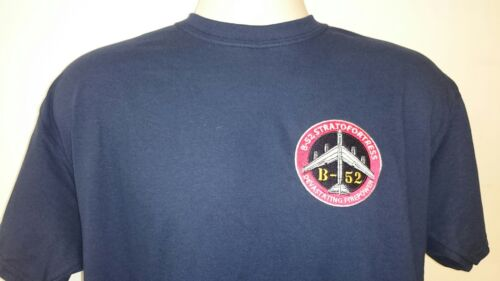 USAF UNITED STATES AIR FORCE B-52 STRATOFORTRESS T-SHIRT