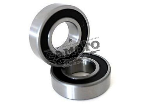 Two New Rear Wheel Bearings Suzuki TS125 L-B 73-77