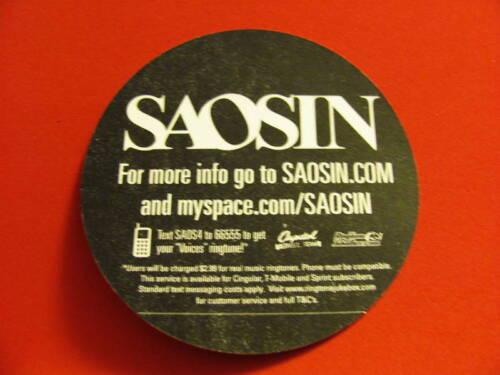 Saosin Debut Rock Amp Book Bike Helmet Board Sticker