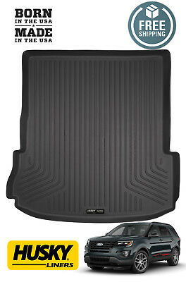 2011 2012 2013 Ford Explorer Husky Black WeatherBeater Cargo Liner Free Shipping