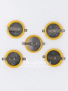 Elektromaterial Akkus & Batterien Niedrigerer Preis Mit 10 X Cr2025 3v Batterie Mit Lötfahnen Knopfzelle Tabs Gameboy Spiele Pokemon Usw