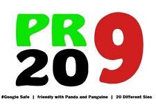 Fire Your Google Ranking With 20 Pr9 High Pr Seo Authority Backlinks Rank High