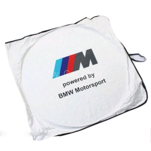 Front Windshield Foldable Sun Shade Visor Heat Isolate For BMW X1 X2 X3 X4 X5 X6