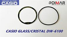 VINTAGE GLASS CASIO DW-6100 NOS
