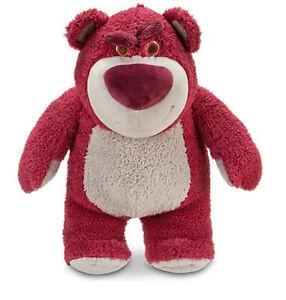 """Disney Plüschbär """"LOTSO"""" der rosa Bär aus Toy Story 3 mit leichtem Erdbeerduft"""