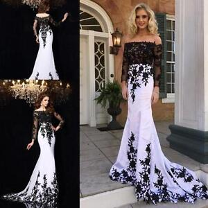 Apologise, black and white lace wedding dresses can