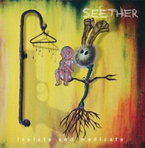 Seether-Isolate-And-Medicate-CD