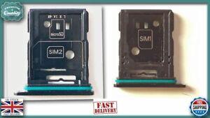 Per-OPPO-Reno-10x-Zoom-MICRO-SD-DUAL-SIM-Card-Tray-Holder-JET-BLACK