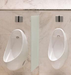Schamwand Wc schamwand wc trennwand bidet trennwand toiletten