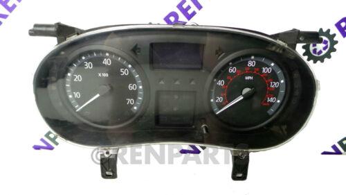 Renault Clio II PH2 2001-2004 1.5 DCI Speedo Speedometer Dash Digital 8200276526