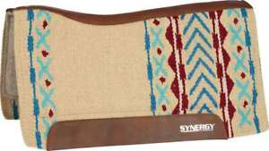 Weaver Leather Synergy Natural Fit Performance Saddle Pad