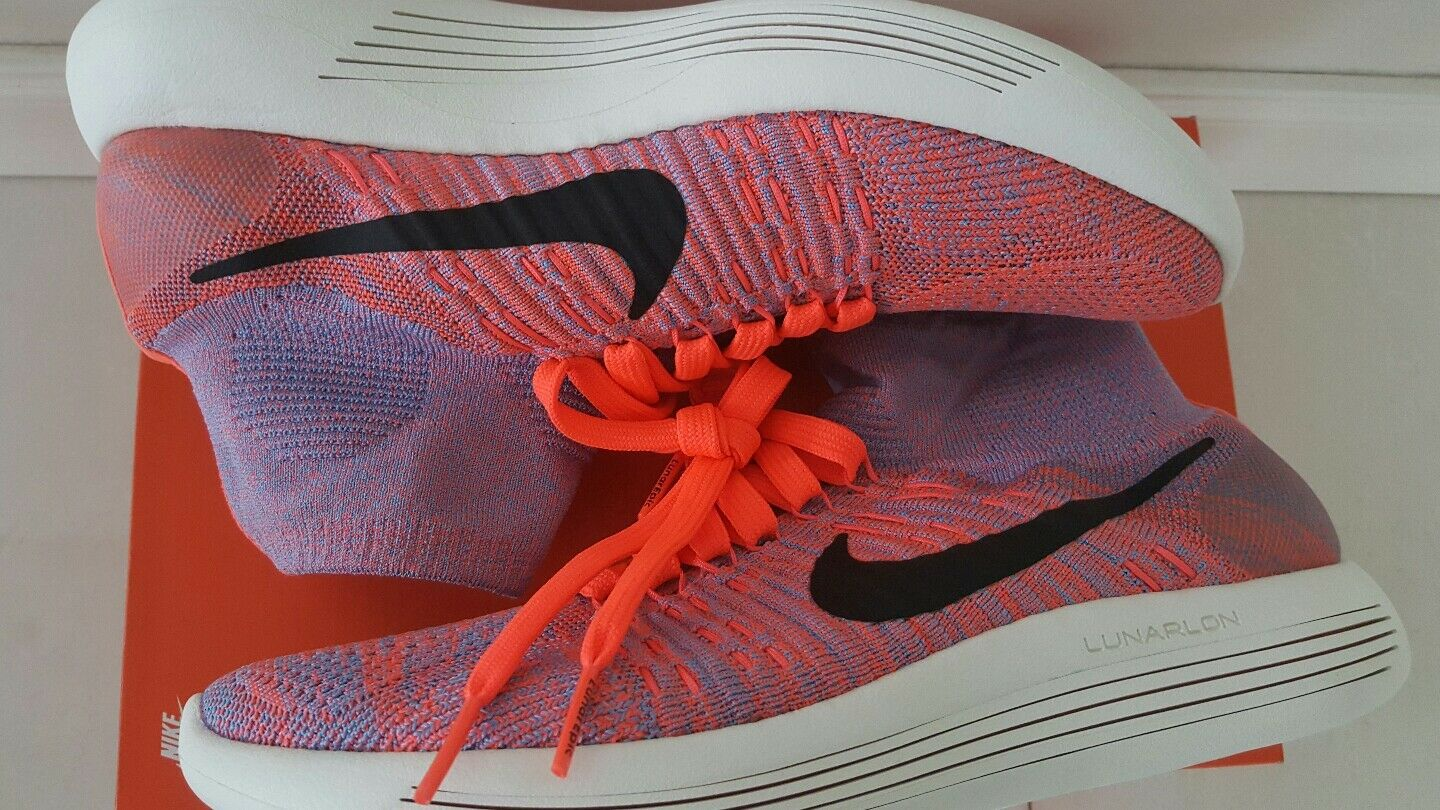 Wmns Nike Lunarepic Flyknit Womens Running Trainers Shoes Sneakers, US 8 $129.00