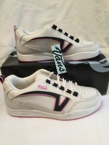 Uk Taille Bnib Enfants Hera Skate Filles Rose Enfants Chaussures Aurora Blanc Vans 6 zxvwOqZUZ