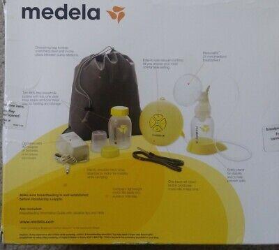 Medela Swing Single Electric Breast Pump Kit 67050 Brand New