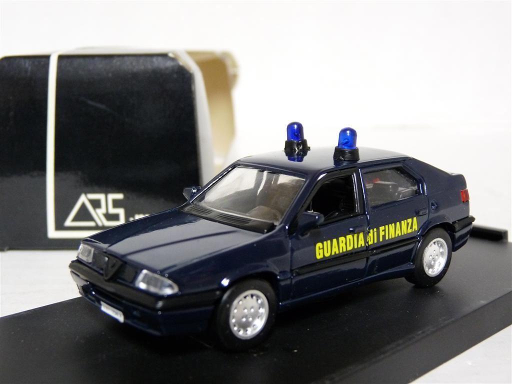 ARS  1 43 Alfa Romeo 33 Police Guardia Di Finanza Diecast Model Car