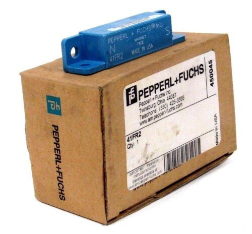 NEW PEPPERL FUCHS 41FR2 MAGNET ACTUATOR