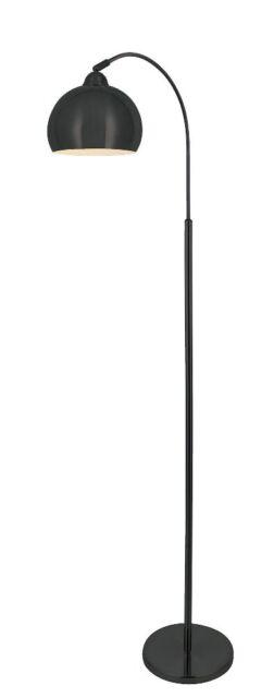 Lite Source LS-82597D/BRZ Palesa - One Light Floor Lamp  Dark Bronze Finish