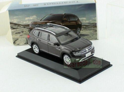 1//43 Volkswagen VW Teramont brown Diecast Metal China Model