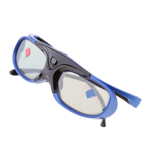2x Rechargeable 3D Glasses For DLP-LINK Projector Active Shutter Acer//Optoma