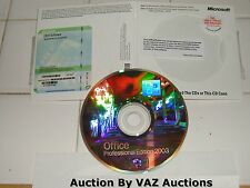 Microsoft Office 2003 Professional Word/Excel/Access/Outlook/PowerPoint =NEW=