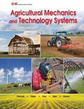 Agricultural Mechanics and Technology Systems by Edgar, Don W., Pate, Michael L.