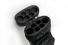 2x4 Hard Tube Billiard Case 2Butts 4Shafts Carry Pool Cue Stick Case - Cue Case