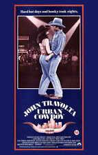 URBAN COWBOY Movie POSTER 11x17 B John Travolta Debra Winger Scott Glenn Madolyn
