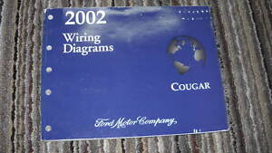 image is loading 2002-mercury-cougar-electrical-wiring-diagrams-evtm-ewd-