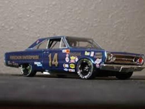 1//25th Scale Decals #14 Jim Paschal Freidman Enterprises Dodge 1966-67 1//24th