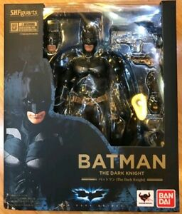 DC Batman The Dark Night SHF Action Figure Collectible Model Toy