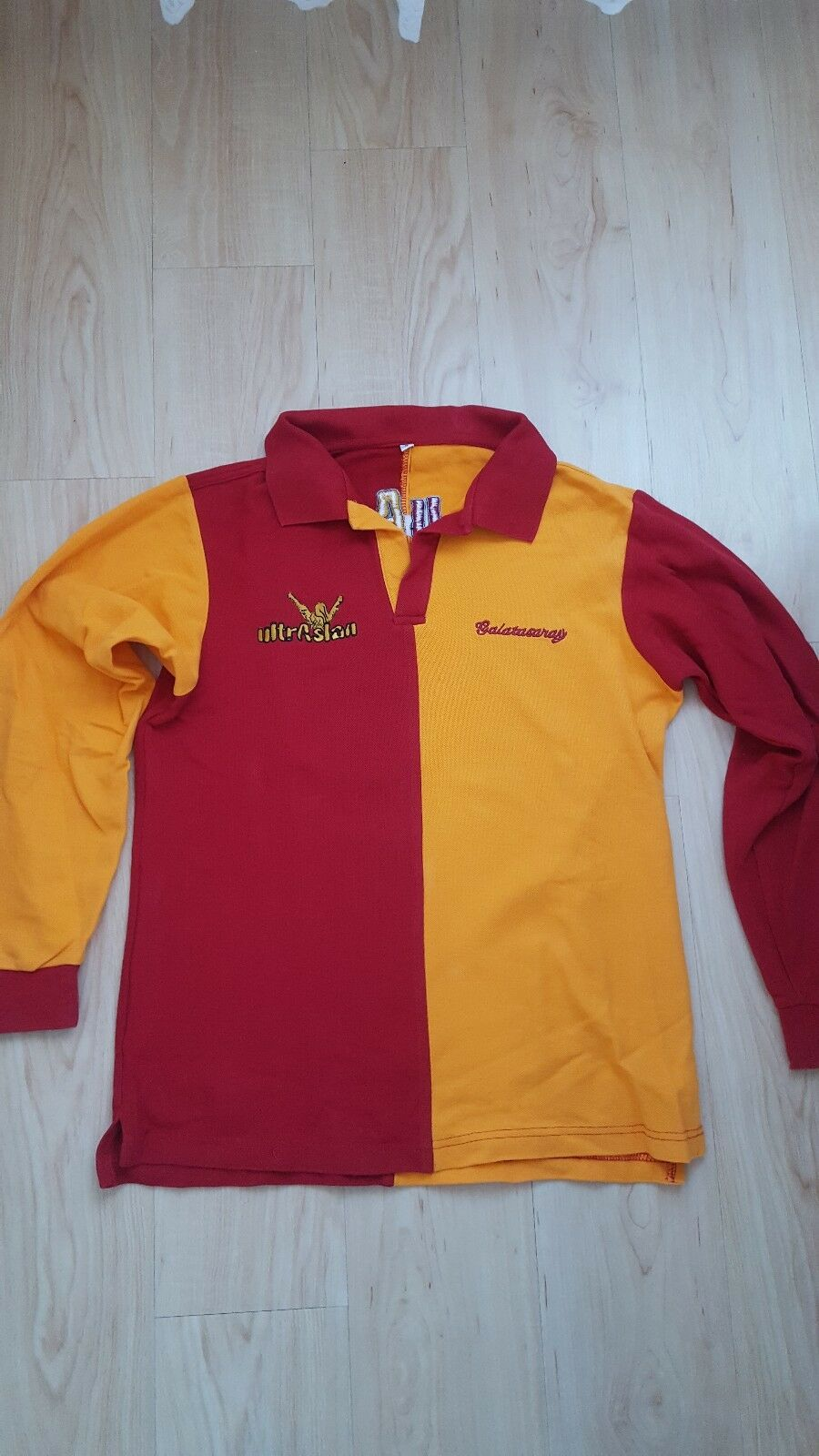 Ultraslan Original Galatasaray Sweatshirt Original Ultraslan  Gr. S de849c