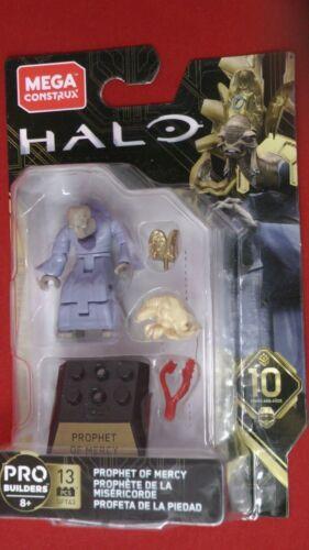 Mega Bloks Construx Halo Heroes Series 10 Prophet Of Mercy