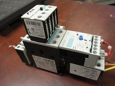 20-25A 600V Used Siemens Sirius Motor Protector 3RV1021-4DA10 Trip