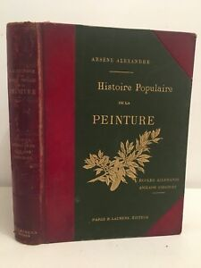 Arsene-Alexandre-Histoire-Popular-de-La-Pintura-Henri-Laurens