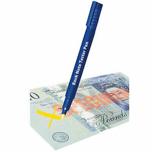 Cpen Counterfeit Detector Pen Paper Money Checker 5mm x 1 Z1CP
