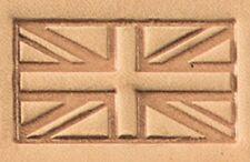 Craftool 3-D Leather Stamp British Flag (8578-00)