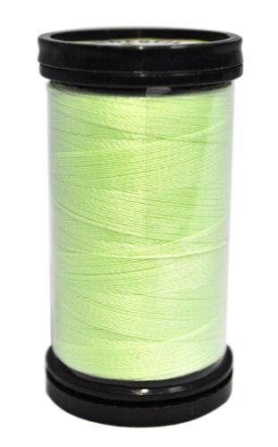 Ahrora Glow-in-the-Dark Thread Lemon Lime