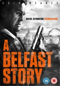 Colm-Meaney-Malcolm-Sinclair-Belfast-Story-DVD-NUOVO