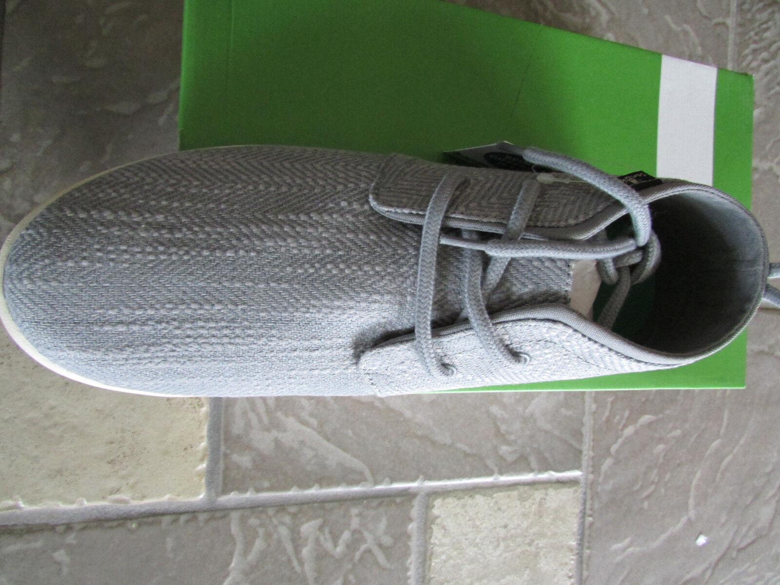 NEW SANUK CARGO TX GRAY CHUKKA Schuhe Schuhe Schuhe  Herren 10.5 CANVAS FREE SHIP 31ca15