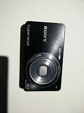 Refurbished Sony Cyber-Shot DSC-W350 BLACK Camera Made in Japan great condition