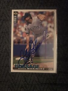 Details About Rich Goose Gossage Signed Baseball Trading Card Autographed