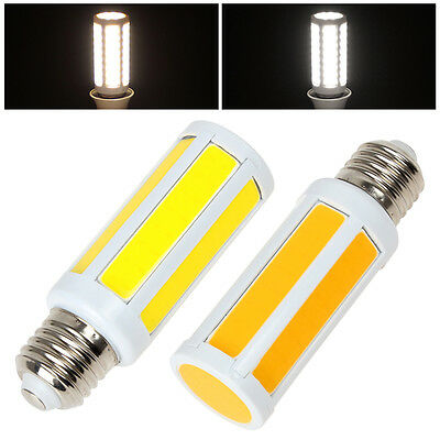 E27 2000LM Ultra Bright 12W COB LED Corn Bulb White / Warm White Light LED Lamp