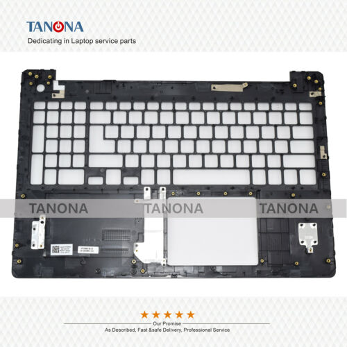 New 08D7T9 for Dell Inspiron 15 5000 5570 5575 Upper Case Palmrest KB Bezel