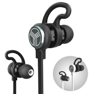 treblab j1 bluetooth earbuds best noise cancelling wireless headphones sport gym ebay. Black Bedroom Furniture Sets. Home Design Ideas