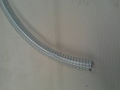 "PVC Water Hose Pipe 25mm 1/""  Clear DWH25"