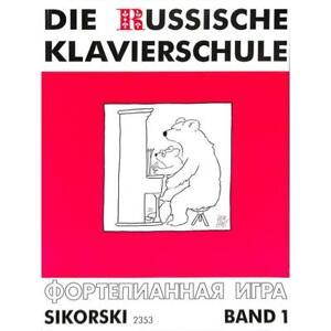 Die-russische-Klavierschule-Band-1
