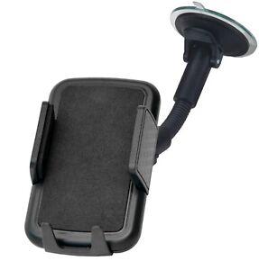 Für Samsung Galaxy A20e Scheiben Saugnapfhalter Halterung 360°+60° Auto Halter