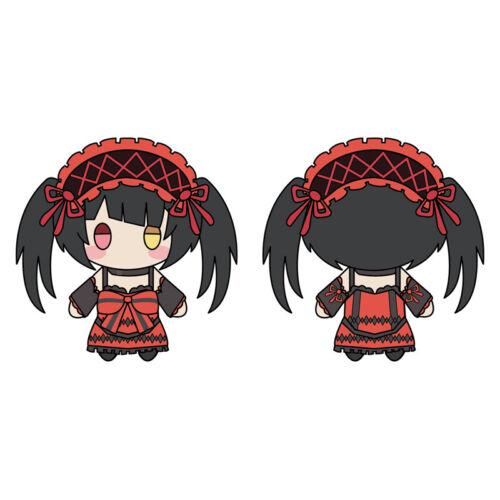 Anime DATE A LIVE Yoshino Tokisaki Kurumi Cosplay Plush Dolls Pillow Pendant Toy