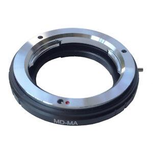 Camera-Adapter-Ring-For-MD-MA-Minolta-MD-MC-Lens-To-Sony-Alpha-Minolta-AF-MA