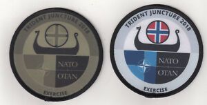 TRIDENT-JUNCTURE-2018-Aufnaeher-Patch-Bundeswehr-Army-Nato-TRJE18-Exercise-Norway